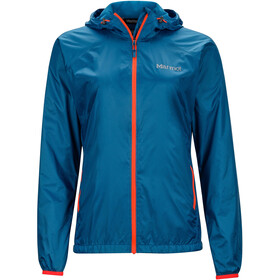 Marmot Ether DriClime Sudadera Mujer, slate blue